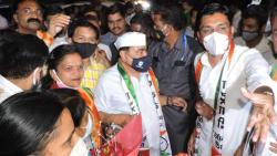 Has not joined NCP to harass anyone: Khadse