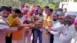 Ncp Victory in beed news