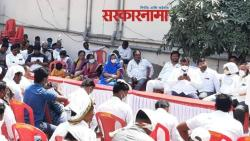 Disagreements in Pandharpur NCP on the face of Assembly by-elections