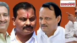 ... and MLA Prashant Paricharak's question meeting was decided to be held with Ajit Pawar instead of Jayant Patil