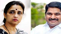 Chitra Wagh's job is to stay in the discussion by making allegations ....