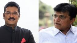 bjp leader kirit somaiya targets shiv sena leader pratap sarnaik over ed inquiry