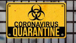 Eleven Foreign Nationals Quarantined In Chandrapur