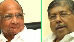 BJP MLAs meet Sharad Pawar for this: Chandrakant Patil
