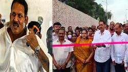 For this reason, Udayanraje blew the collar in the tunnel of grade separator ...: