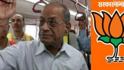 bjp announces e sreedharan as chief minister candidate in kerala and backtracks it