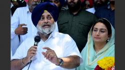 akali dal chief sukhbir singh badal says it is really a dark day for India