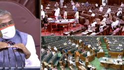 Opposition parties submit no confidence motion against Rajya Sabha deputy chairman