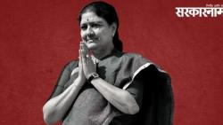 sasikala tests covid19 negative but cause of infection is unknown
