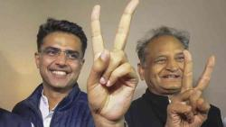 ashok gehlot led rajasthan government wins vote of confidence in assembly