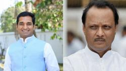 BJP City President Jagdish Mulick Challenges Ajit Pawar