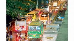 No Effective action on illegal bus travel in Maharashtra
