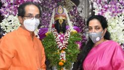 CM Uddhav Thackeray and his wife Rashmi Thackeray Performed Vitthal Pooja at Pandharpur