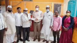 MLA Sunil Shelke provided govt assistance of Rs 4 lakh in two days