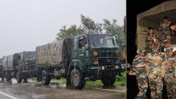 Army teams deployed in flood affected areas of Maharashtra