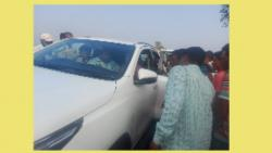 Dattatray Bharne's Son Helped Accident Victim