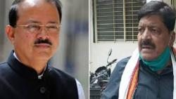 EX Congress MLA Rashid Shaikh took Subhash Bhamre Head On