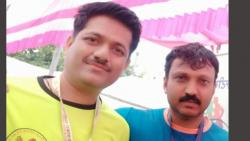 MP Om RajeNimbalkar and MLA Kailash Patil Completed Half Marathon