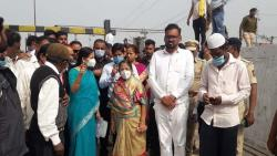 Nandgao railway agitation