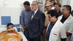 OBC Commission Chairman Justice Thool Visits Nashik Attrocity Victims