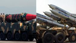 India behind Pakistan in nuclear warheads says SIPRI Report