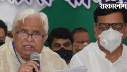 Ban leaders in Maharashtra from speaking on border issue says h k patil