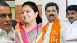 Gokul Election : Push the Mahadikas in the reserve group; Satej Patil's group won four seats