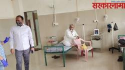 MLA Sachin Kalyan Shetty himself visits Corona patients and inquires daily .jpg