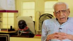 freedom fighter H S Doreswamy won battle against covid 19