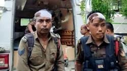 central government says situation under control on assam mizoram border