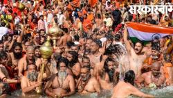 after nirwani head dies of covid second largest akhara exits from kumbh mela