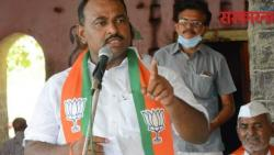 BJP candidate Samadhan Avtade's reply to Deputy Chief Minister Ajit Pawar's allegation