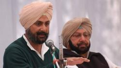 after amarinder singh resignation his son hints about new begining