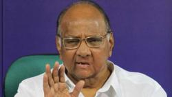 Sharad Pawar to Observe Fast Today