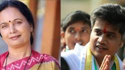 Sunanda Pawar Happy As Rohit Pawar took her Name in Assembly while Taking Oath
