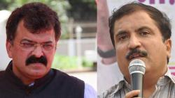Why is Housing Minister Jitendra Awhad silent on that question?