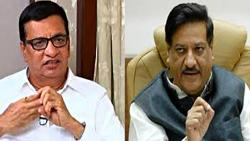 Balasaheb Thorat, Prithviraj Chavan's discussion in Karad