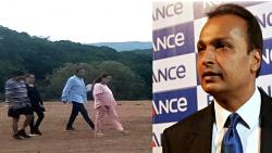 Mahabaleshwar palika  Co closes Anil Ambani's evening walk