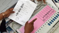 in assam polling booth 90 voters 181 votes