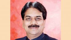 Harshvardhan Patil appeals indapur people to fight corona collectively
