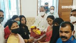 Proposal for action against six MIM corporators who met NCP leaders