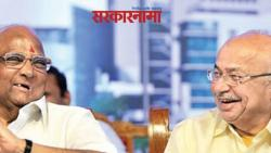 Former Union Home Minister Sushilkumar Shinde shared his memories of Sharad Pawar