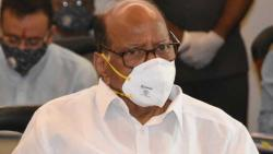 Sharad Pawar again taught to maintain relationship in crisis