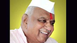 Sir you give the ticket; Brings Sharad Rao 101 per cent elected