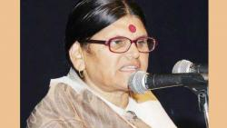 sushila morale criticizes congress ncp front on power sharing issue