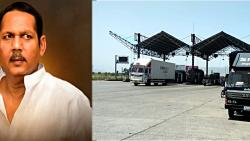 Udayan Raje became aggressive as soon as the toll collection contract was withdrawn