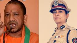 eight ex officers from maharashtra question up cm yogi adityanath