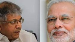 """Ambedkar's tongue slipped again; """"Modi is an alcoholic and the country is selling,"""" he said"""