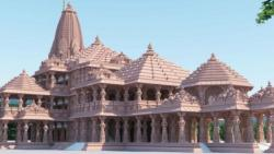 ram mandir trust received two thousand crore rupees donations