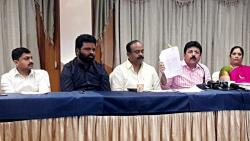 Pimpri Municipal Commissioner was welcomed with a legal notice